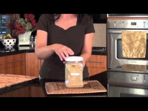 Food Storage Basics: Keeping Brown Sugar Soft
