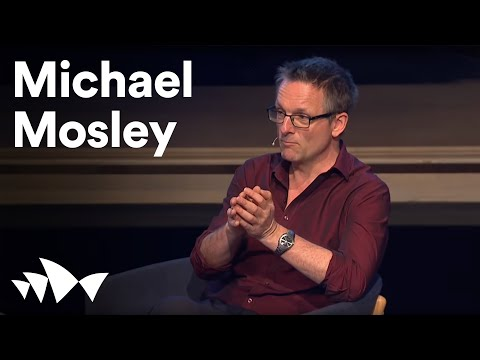 How to stay healthy: Michael Mosley, All About Women 2016