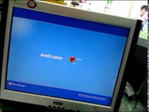 Windows XP cannot be login