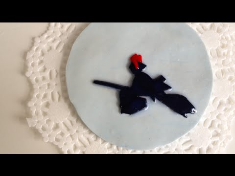 Kiki's Delivery Service Cameo (Collab w/ Craftie Bunnies)