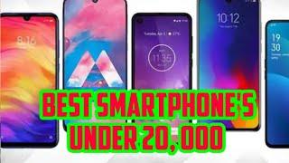Top best 4 smartphones under 20,000 in malayalam  splendor the legend
