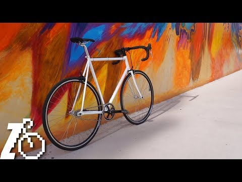 Build vs. Buy Your First Fixed Gear Bike