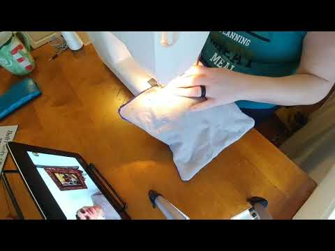 Day 2 Sewing DIY Paper Towels