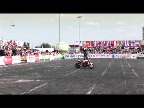 Worlds Best Motor Street Bike Stunts Tricks Extreme Sports Acrobatic Rafal Pasierbeks Riding