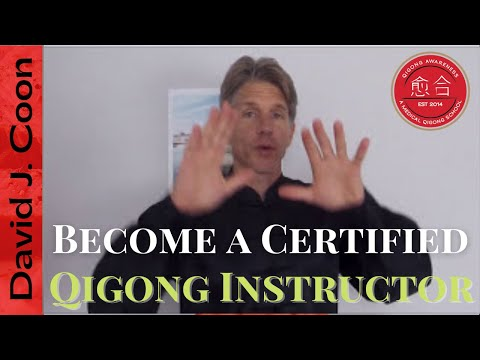 Why Become a Certified Qigong Instructor
