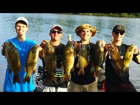 Fishing YouTubers vs Scott Martin Challenge!
