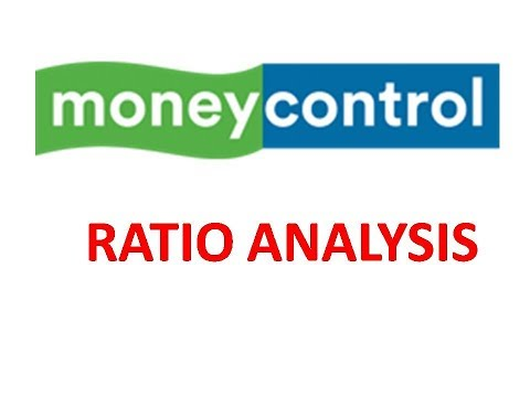 MoneyControl -Ratio Analysis (hindi)
