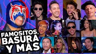Escorpión suelto molestando millenials en MTV (JuanPaZurita, MarioBautista,Facundo, DanaPaola)