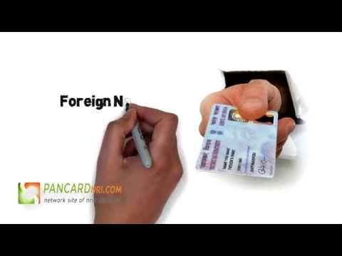 How To Apply Pan Card For NRI?