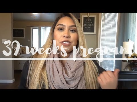 39 WEEKS PREGNANT | GETTING INDUCED | LAST UPDATE