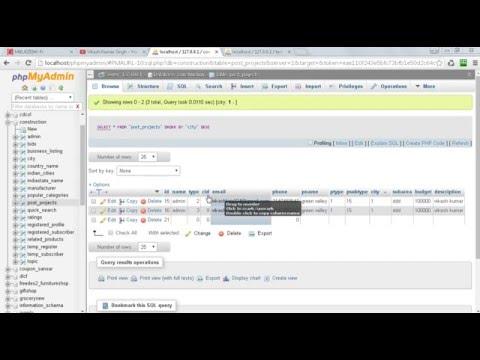 How to create view in MySQL - MySQL Tutorial