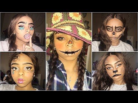 5 Last Minute DIY Halloween Costume Ideas 🎃