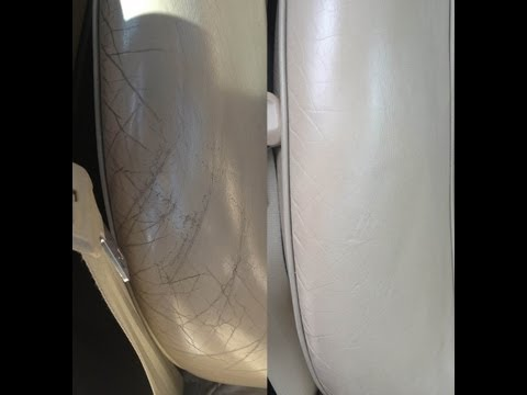 Removing Scuffs from leather seats