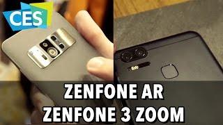 ASUS: ZENFONE AR E ZENFONE 3 ZOOM