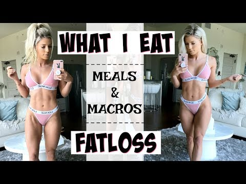 FULL DAY of Eating | FATLOSS
