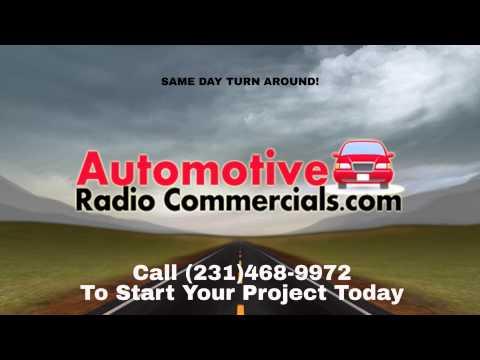 Funny Car Dealership Radio Ad