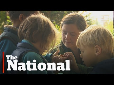 Daycare Teaches Toddlers About Residential Schools