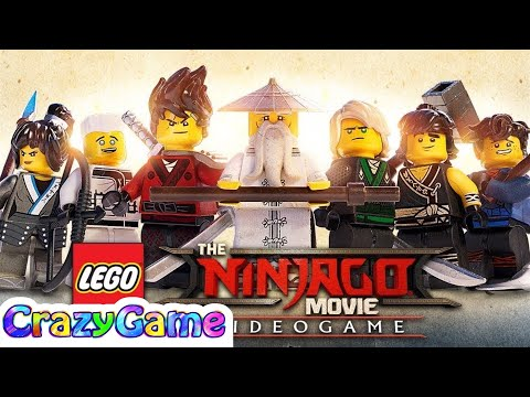 The LEGO Ninjago Movie Full Game - Best LEGO Game for Children & Kids