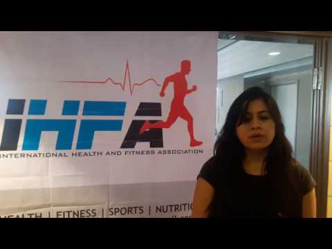 IHFA Certified Antenatal Postnatal Exercise Specialist Certificate Course -Mukti