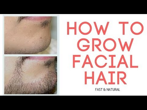 How to Stimulate Facial Hair Growth|How to GROW More Facial Hair (in 3 Months)|Thicker Facial hair