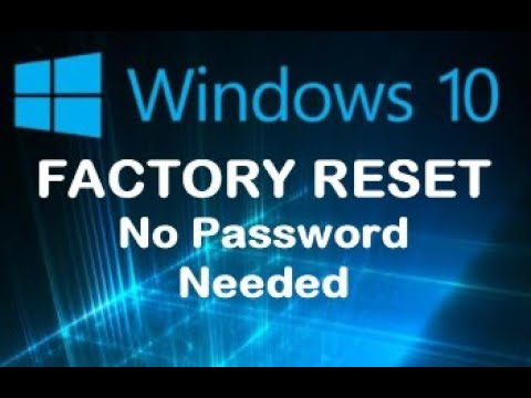 How to factory reset a dell computer | How to factory reset a