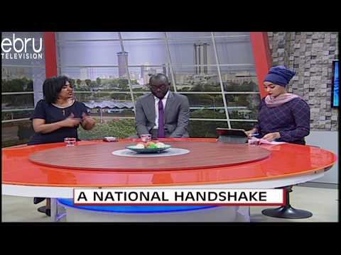 News Compass: Will The National Handshake Aid in The Fight Against Corruption?