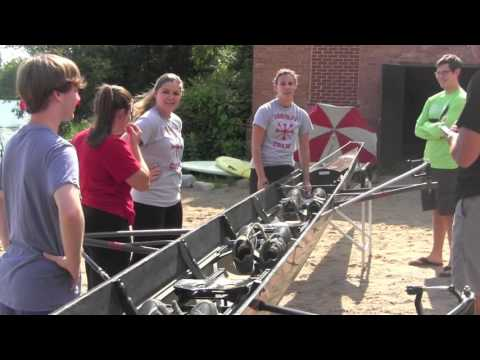 Olympic Sports: St. John's, St. Ben's Rowing Team Dedicated To Their Sport [VIDEO]