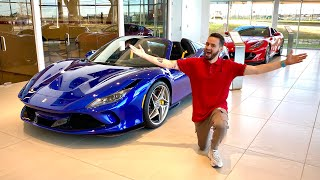 I moved to Texas to work at Ferrari of Austin! REVEAL!