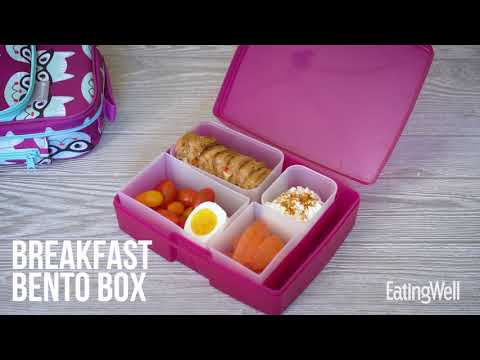 How to Pack a Bento Lunch for Kids | EatingWell