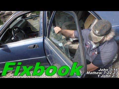 Door Window Remove & Replace