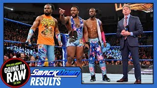 Wwe Smackdown Review & Full Results | Kofi