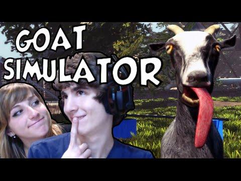 DUE IDIOTI E UNA CAPRA! - Goat Simulator