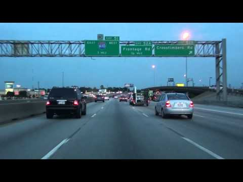2011 Summer Vacation/Ep. 64: I-45 Dallas to Houston, TX