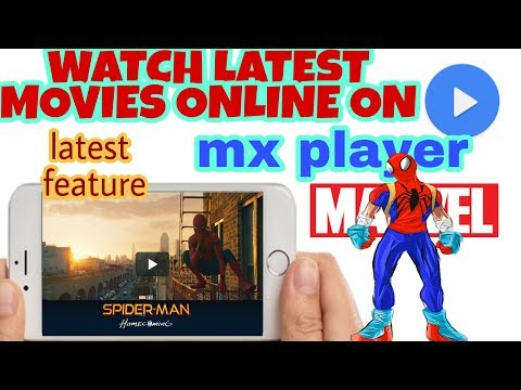 Watch online latest movies online on mx player...!!!!