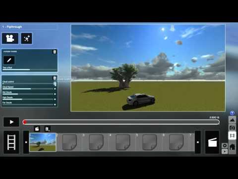 Lumion animation basic Tutorial