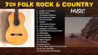 70s Folk Rock & Country Music