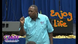 Enjoy Life - Have Fun In God | Apostle Andrew Scott