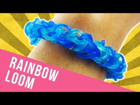 How To Make a Diamond Bracelet on Rainbow Loom