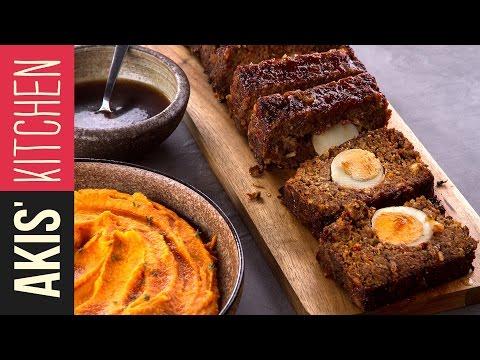 Glazed Meatloaf     Akis Kitchen