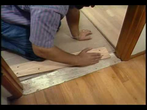 Pulling the Walls - Stairs and Doorways -
