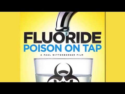 Tap water is poison!