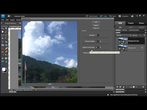 Photoshop Elements: Finishing HDR Images
