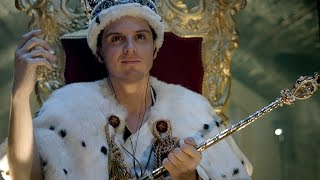 Moriarty Steals The Crown Jewels | The Reichenbach Fall | Sherlock