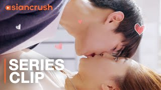 Hot monster's kiss heals all wounds...literal gaping wounds | Chinese Drama | My Amazing Boyfriend