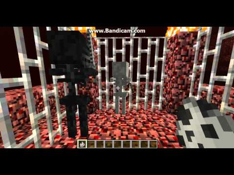 How to spawn a WITHER SKELETON minecraft 1.7.5
