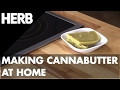 How to make Cannabutter at Home | Chef Melissa Parks