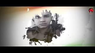 A Tribute to Saheed Sachin Sharma||  शहीद सचिन शर्मा  को श्रद्धांजलि|| Mukesh & Rajdeep