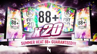20 x 88+ GUARANTEED PLAYER UPGRADE PACKS!!! - FIFA 20 Ultimate Team