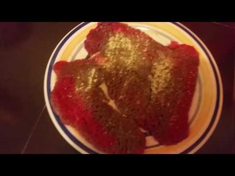 Bistec empanado