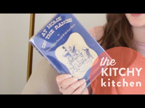 Vintage Cookbooks: At Home on the Range // Up Close with Claire